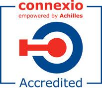 Accredited with connexio