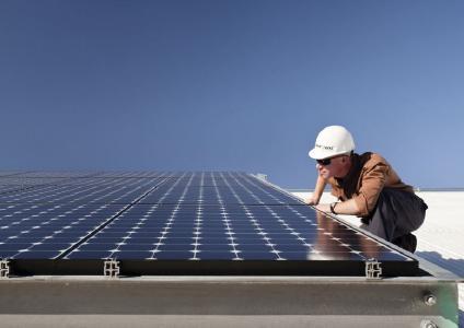 Reparatur Solar