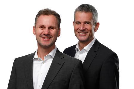 Neues Führungsduo bei Singhammer IT Consulting: Roger Friederich und Ralf Faschinger