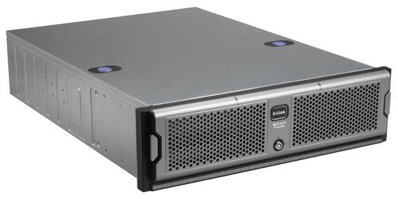 D-Link Gigabit Ethernet iSCSI SAN DSN-3200-10