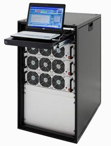 Mobile test systems for engine test stands