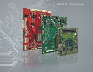 DATA MODUL Highlights electronica 2018 - Embedded
