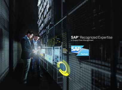 SSI Schäfer erhält die SAP Recognized Expertise im Bereich Supply Chain Management