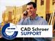 "CAD Schroer Customers Rate ISO 9001-certified Software Support as ""Excellent"""