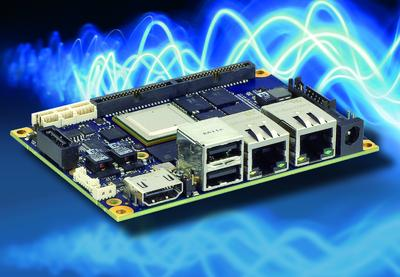 Pico-ITX-Board in ARM-Architektur ersetzt Full-Custom-Designs