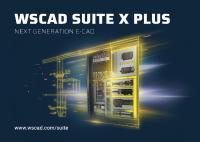 Mit dem Service Pack 1 der E-CAD-Lösung der SUITE X PLUS bringt WSCAD weitere Neuerungen und Verbesserungen. Anwender sparen Zeit und gewinnen hohes Maß an Planungssicherheit