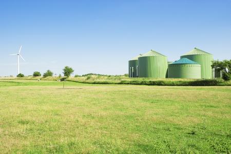 Mit Metallschaum lässt sich Biogas nicht nur umweltgerechter, sondern auch bis zu 50 Prozent kostengünstiger entschwefeln.