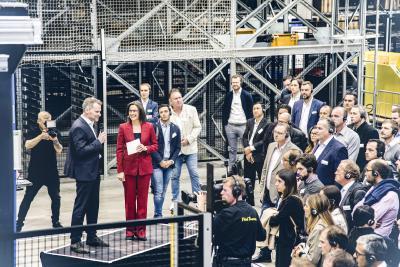Das dreitägige Forum bot Kunden-Vorträge aus der Logistikpraxis, externe Referenten, Live-Demonstrationen von Schlüsseltechnologien und viel Raum für den interaktiven, branchenübergreifenden Dialog der internationalen Teilnehmer