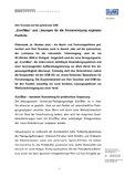 """[PDF] Pressemitteilung: """"EcoCMax"""" und Lösungen für die Feinstreinigung ergänzen Portfolio"""
