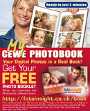 Free Photo Booklet Print from FotoInsight