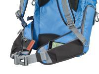 ULTRALIGHT 2in1 DayPack 600+, blau