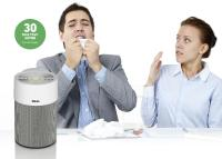 IDEAL Luftreiniger schützen gegen Grippe-Luft am Arbeitsplatz!