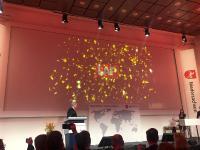 Preisverleihung des 10. Niedersächsischen Außenwirtschaftspreises, Foto: LAP GmbH Laser Applikationen