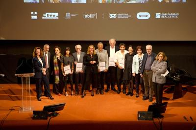 Global Award for Sustainable Architecture for Werner Sobek