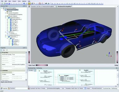 Pacelab Suite 3.1 - Example In-Vehicle Networks
