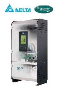 Delta Chosen by WhisperPower to Create Premium Marine Power Supply and Battery Charger