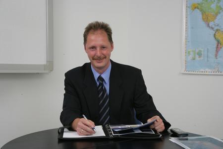 Peter Maier, Leiter Finanzen und Qualitätsmanagement bei Mugele