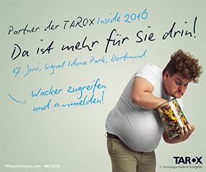 Open-E zeigt Storage Software-Produkte auf TAROX Inside 2016