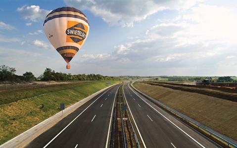 Bau und Erhaltung von Verkehrsflächen aller Art gehören seit über 70  Jahren zu den Kernbereichen des SWIETELSKY-Konzerns. (Quelle SWIETELSKY)