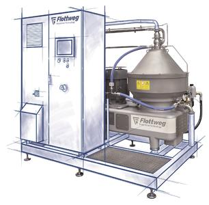 Flottweg Presents Strong Complete Solutions for the Beverage Industry