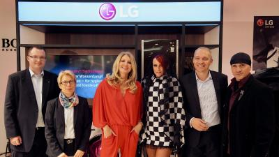 LG Clothing Care Event Hamburg