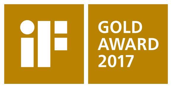 iF GoldAward 2017