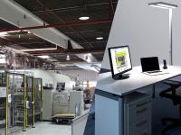 LEDAXO LED-Beleuchtung für Produktionsbetriebe und Büros