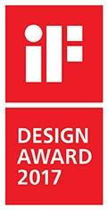 Ausgezeichnet mit dem iF DESIGN AWARD 2017: Schüco ADS 90.SI SimplySmart Design Edition / Bildnachweis: Schüco International KG