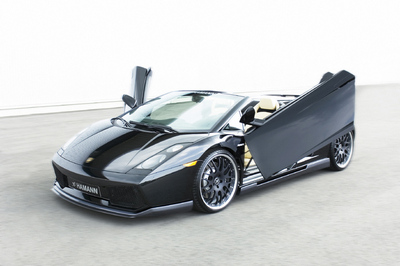 Open-top driving pleasure: The HAMANN Lamborghini Gallardo Spyder