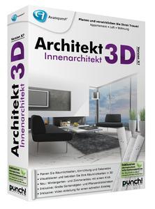 Ideal für die Planung der eigenen vier Wände: Architekt 3D X7 (Innenarchitekt) 3D)