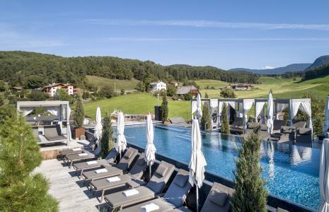 Hotel Abinea in Kastelruth / Südtirol mit intelligenter Gebäudeautomation von myGEKKO
