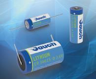 Neu im Portfolio: Ab sofort vertreibt Jauch Quartz seine eigenen Lithium-Thionylchlorid-Batterien