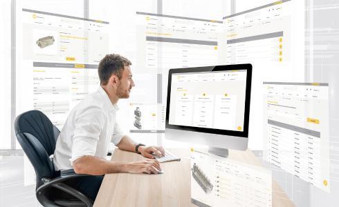 Neue digitale Services von HARTING erleichtern das Datenmanagement rund um HARTING Produkte und Lösungen erheblich