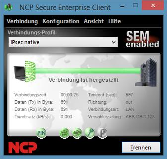 NCP bringt Version 10.0 des Secure Enterprise Clients für Windows
