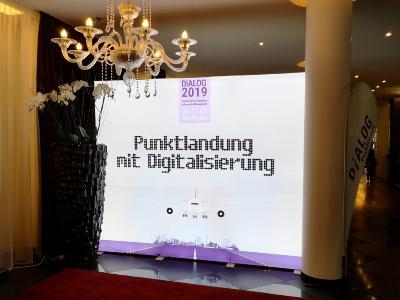 DiALOG Fachforum 2019 - Punktlandung mit Digitalisierung in Stuttgart