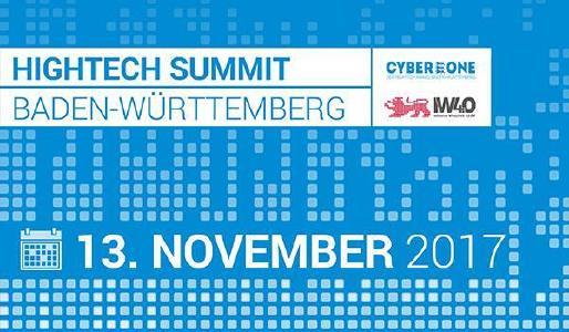 Hightech Summit Baden-Württemberg