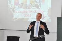 Andreas Nusko referierte beim 1. Branchendialog Zeitarbeit in Hennef