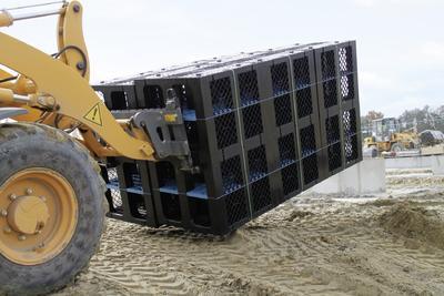 Kompakt und schnell zu verlegendes System: Die RAUSIKKO-Box-System von REHAU, Foto: REHAU