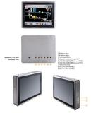 17-inch Full IP66 & IP69K Stainless Steel Panel PC for Food Industry- Axiomtek GOT817-834