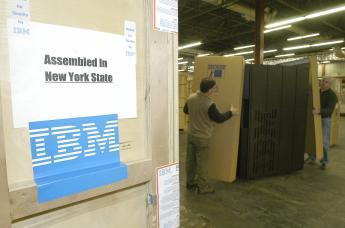 "IBM Launches ""System z10"" Mainframe"