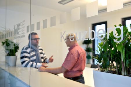 Im Competence Center Berlin werden auch Kunden empfangen (Bildquelle: Würth Elektronik eiSos)