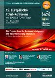 TDWI Konferenzprogramm 2012