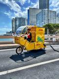 Smart solutions for city logistics in Miami