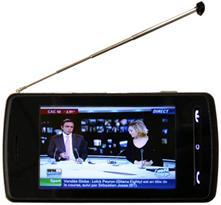 DiBcom stellt in Kooperation mit LG neues 3G+ Handy mit Touchscreen und Mobil-TV-Empfang vor