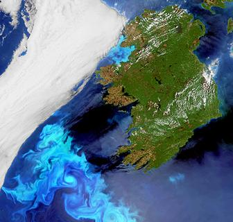 Sea and space meet for business in Ireland