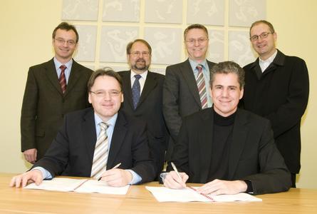Ocilion und die Telecom Liechtenstein besiegeln ihre Zusammenarbeit für den Aufbau von IPTV in Liechtenstein