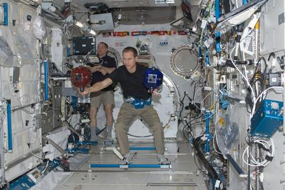 Game on: European student codes reach Space Station