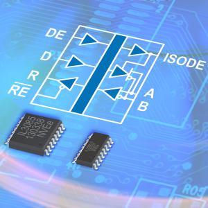 1-Chip Lösung für Ihre RS485 Schnittstelle