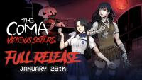 The Coma 2: Vicious Sisters' Unveils New Trailer and Full Release Details