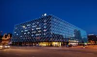 HARMAN's Martin Dynamic Digital Media Façade Renews Confederation of Danish Industry in the Heart of Copenhagen